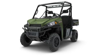 2018 Polaris Ranger Diesel Side x Side Utility Vehicles Irvine, CA