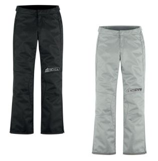 Buy Icon Womens Hella 2 Textile Motorcycle Riding Overpants ALL SIZES motorcycle in Lee's Summit, Missouri, US, for US $125.00