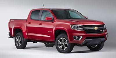 2019 Chevrolet Colorado Crew Cab Short Box 2-Wheel Dri (Silver Ice Metallic)