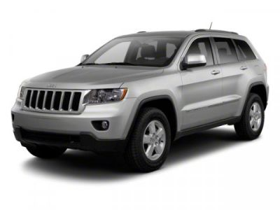 2013 Jeep Grand Cherokee Overland (Bright White)
