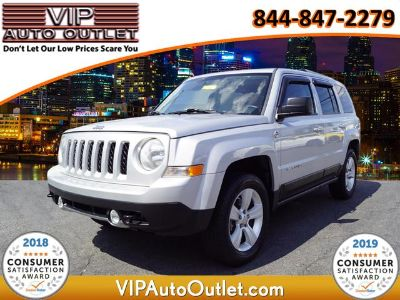 2011 Jeep Patriot Limited (Bright Silver Metallic)