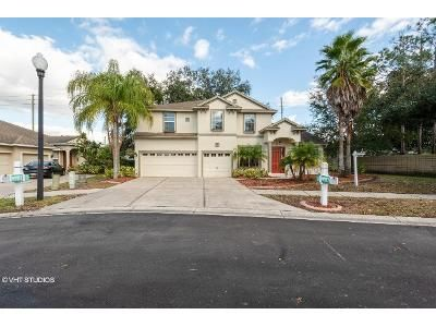 4 Bed 4 Bath Foreclosure Property in Land O Lakes, FL 34638 - Fish Crow Pl