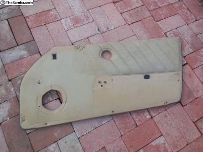 Porsche 911 Interior Door Panel Right,Passenger