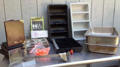 Misc. Restaurant Equipment