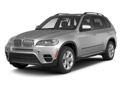 2013 BMW X5 xDrive35i (Black)