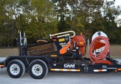 2016 Ditch-Witch Jt5-Directional-Drill