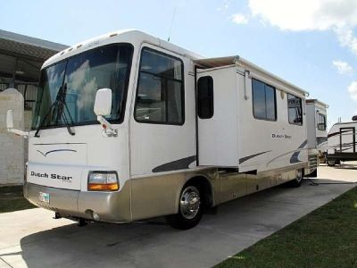 2001 Newmar Dutch Star 3852 diesel pusher