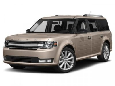2019 Ford Flex Limited (Blue Metallic)
