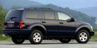 2004 Dodge Durango SLT (Graphite Metallic Clearcoat)