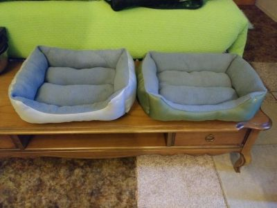 2 NEW Dog/Cat BEDS