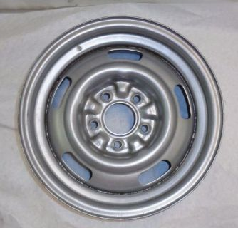 Find Chevy Rally Wheel Rim 15x6 Corvette Impala Camaro Chevelle Original J11261 motorcycle in Sherman, Texas, United States, for US $125.00