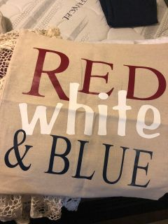 18in Throw Pillow Case Custom Made NEW