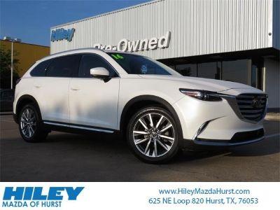 2016 Mazda CX-9 Signature (Snowflake White Pearl Mica)