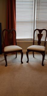 Dining room chairs - 2