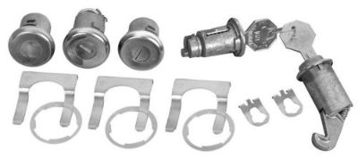 Find 65 Chevelle Complete lock set NEW motorcycle in Dublin, California, United States, for US $70.00