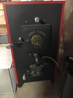 Fire Chief Woodburning Stove