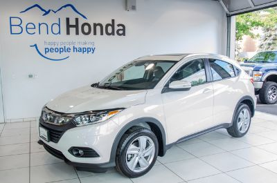 2019 Honda HR-V (Platinum White Pearl)