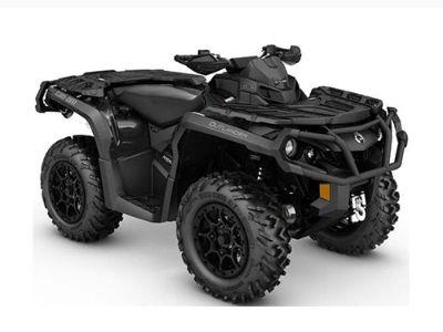 2017 Can-Am Outlander XT-P 850 Utility ATVs Oakdale, NY