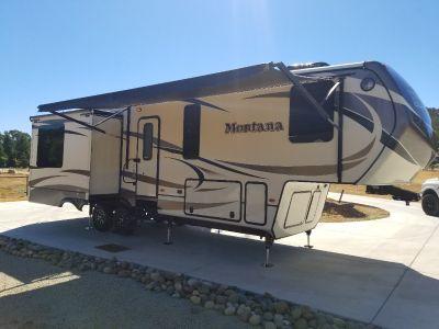 2016 Keystone MONTANA 3100RL