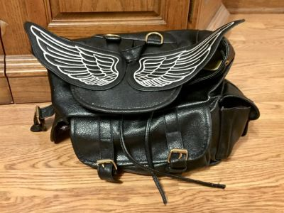 Purse Motorcycle Pack
