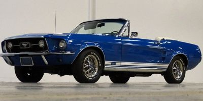 1967 Mustang GT Tribute