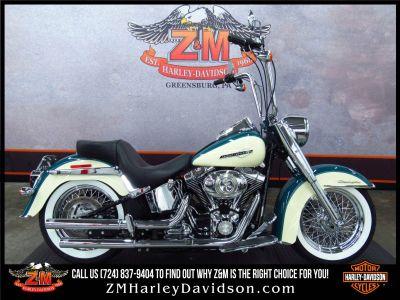 2009 Harley-Davidson Heritage Softail Classic Cruiser Motorcycles Greensburg, PA