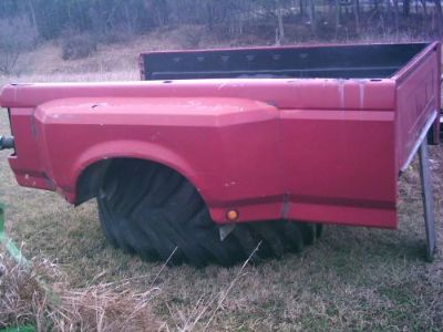 Find Ford F350 1987 - 1997 Dually truck box motorcycle in Brooklyn, Michigan, United States, for US $450.00