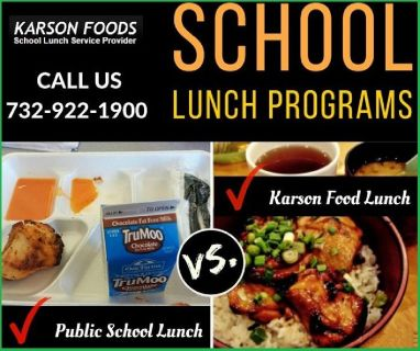 Karson Foods – School Lunch Programs in Ocean, 07712 NJ | Call 732-922-1900