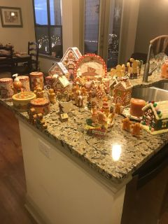 Gingerbread Collection for Sale!