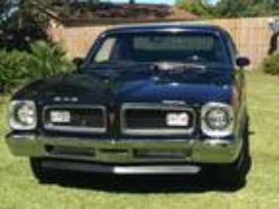 1974 Pontiac GTO Tribute