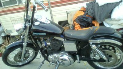 1989 Harley-Davidson SPORTSTER 883 DELUXE