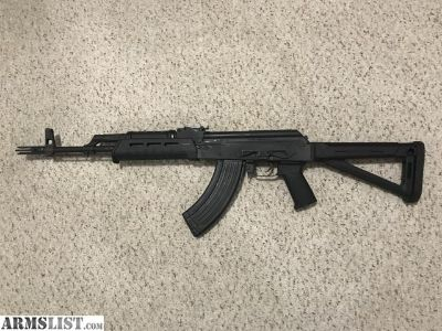 For Sale/Trade: AK47 Wasr 10 Magpul Furniture