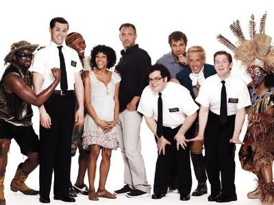 The Book Of Mormon Tickets at Bass Concert Hall on 12102015