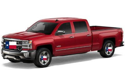 2018 Chevrolet Silverado 1500 Texas Edition ()