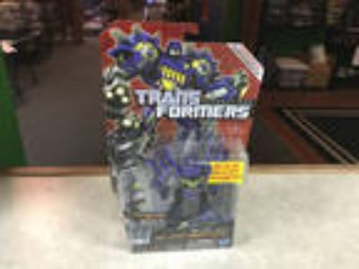 2012 Transformers Fall of Cybertron Generations BLAST OFF