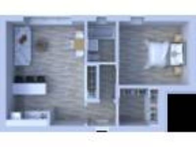 Beachwalk Apartments - One BR Floor Plan A6
