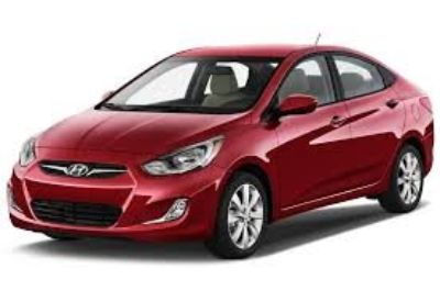 2014 Hyundai Accent GLS (Red)