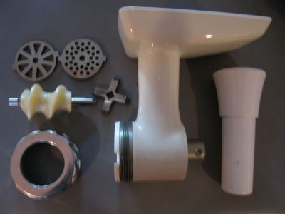 Meat Food Grinder Attachment for Oster Kitchen Center