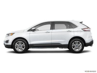 2018 Ford Edge SEL (Oxford White)