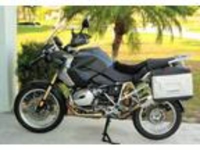 2008 BMW R-1200-GS Cruiser in Gray, ME