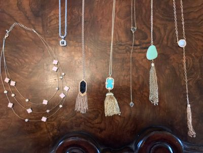 New Necklaces ($5-25 Each)