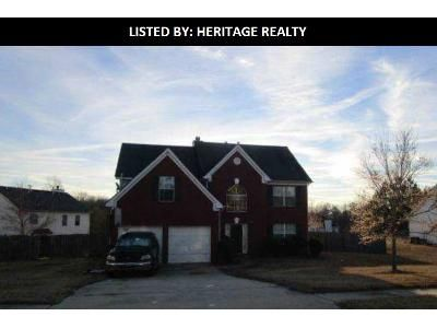 4 Bed 2.5 Bath Foreclosure Property in Locust Grove, GA 30248 - Howell Dr