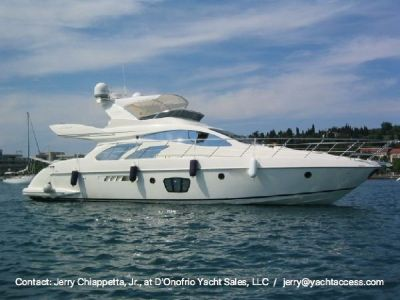 2006, 55' AZIMUT 55E For Sale