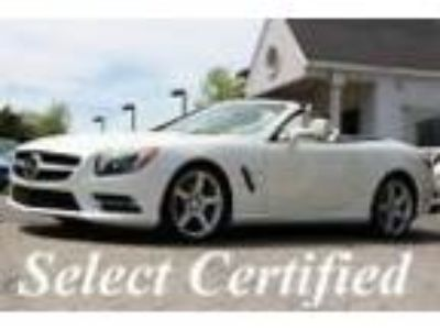 2016 Mercedes-Benz SL-Class SL400 Roadster 2016 Original MSRP $99,370 Designo