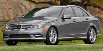 2011 Mercedes-Benz C-Class C300 4MATIC Sport (Steel Grey Metallic)