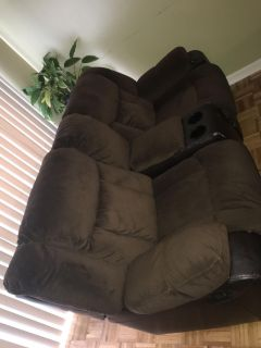 Double Recliner Sofa need gone ASAP!