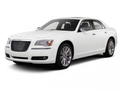 2012 Chrysler 300 Base (Ivory Tri Coat Pearl)