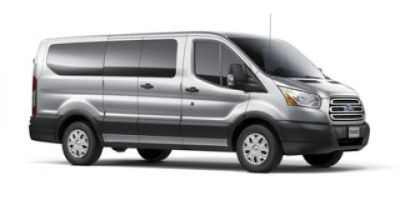 2015 Ford Transit Wagon XLT (White)