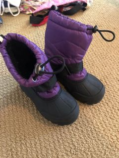 Girls Snow Boots, size 11