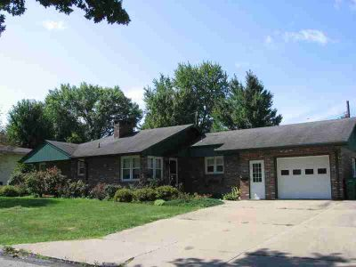 133 Kurlene Drive Macomb Three BR, well maintained brick home
